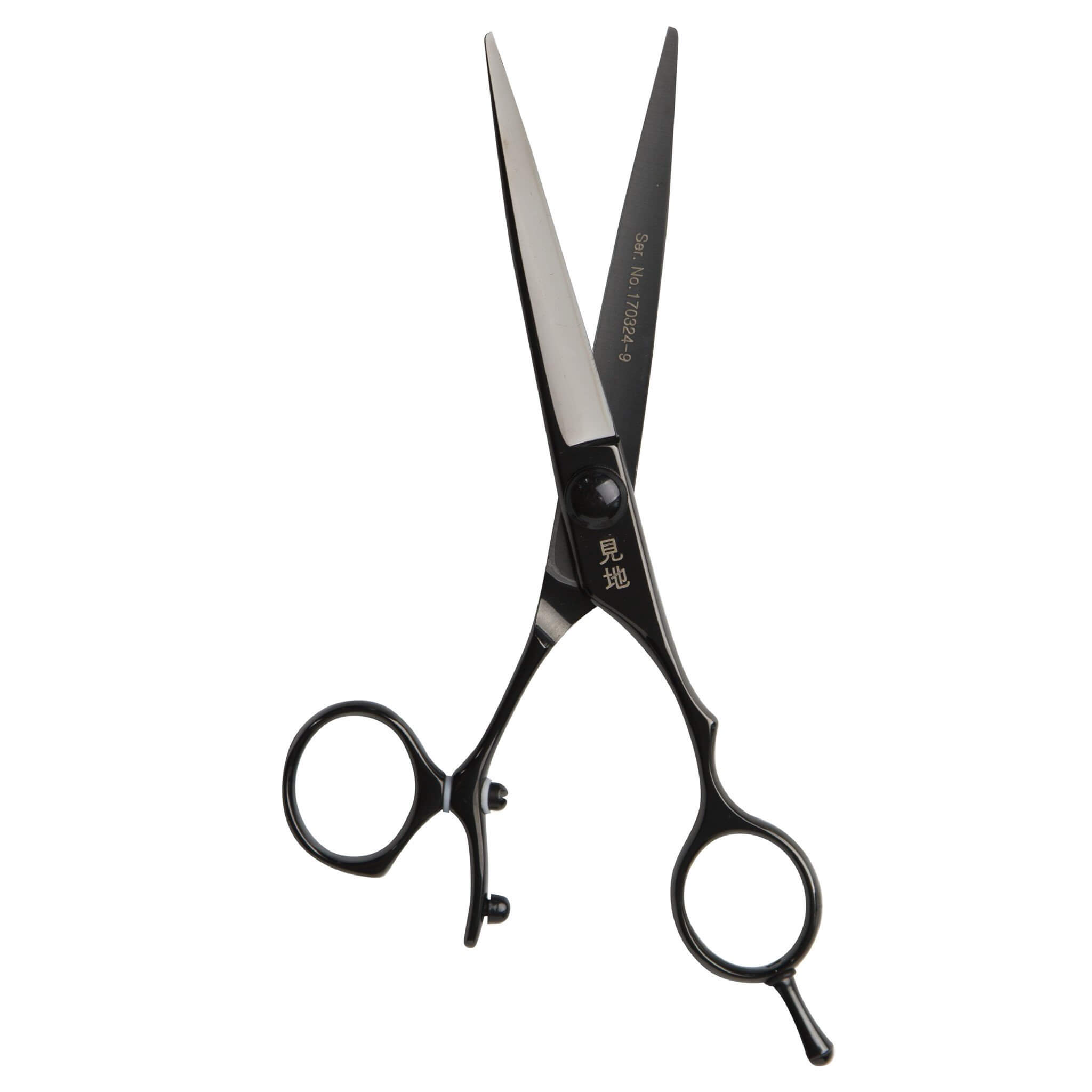 Kasiv Japanese Scissors with swivel handle for the ultimate 360 movement
