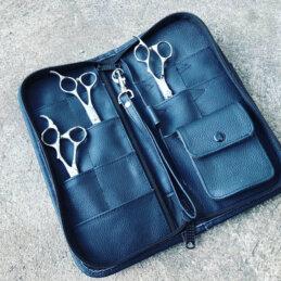 Kenchi Blade Aiko Zipped Scissor Case